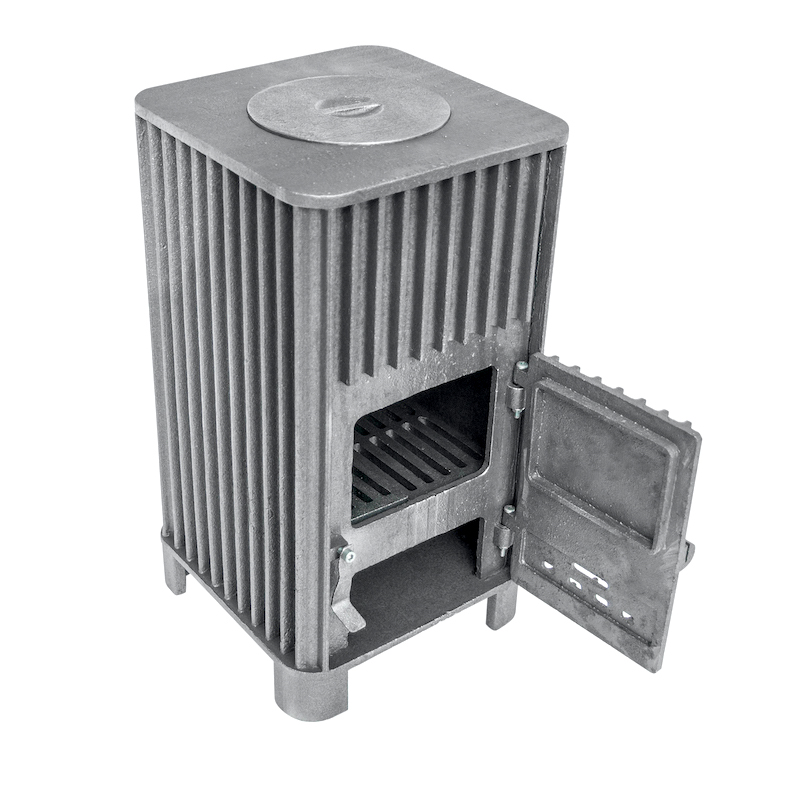Small household furnace