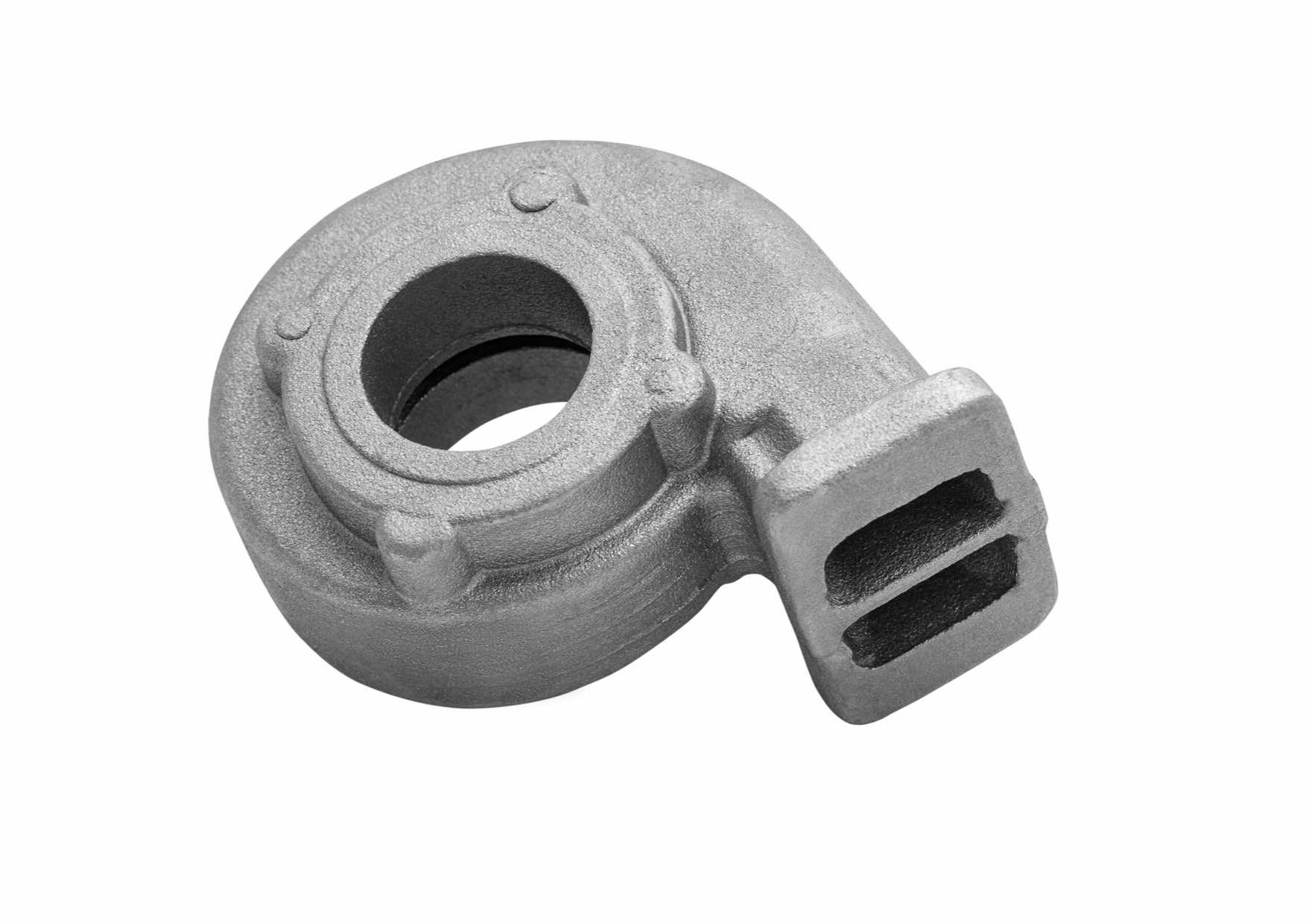 Housing of the turbocharger TKP7C6 Euro